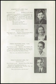Page 15, 1944 Edition, Fryeburg Academy - Academy Bell Yearbook (Fryeburg, ME) online yearbook collection