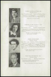 Page 16, 1944 Edition, Fryeburg Academy - Academy Bell Yearbook (Fryeburg, ME) online yearbook collection