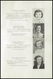 Page 17, 1944 Edition, Fryeburg Academy - Academy Bell Yearbook (Fryeburg, ME) online yearbook collection