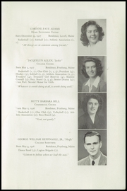 Page 9, 1944 Edition, Fryeburg Academy - Academy Bell Yearbook (Fryeburg, ME) online yearbook collection