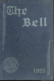 Fryeburg Academy - Academy Bell Yearbook (Fryeburg, ME) online yearbook collection, 1955 Edition, Cover