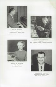 Page 14, 1955 Edition, Fryeburg Academy - Academy Bell Yearbook (Fryeburg, ME) online yearbook collection
