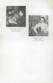 Page 16, 1955 Edition, Fryeburg Academy - Academy Bell Yearbook (Fryeburg, ME) online yearbook collection
