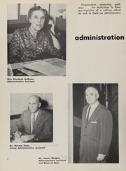 Page 12, 1960 Edition, Fort Hamilton High School - Tower Yearbook (Brooklyn, NY) online yearbook collection