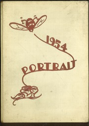 Fort Plain High School - Portrait Yearbook (Fort Plain, NY) online yearbook collection, 1954 Edition, Cover