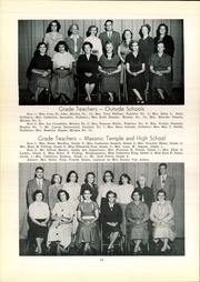 Page 12, 1954 Edition, Fort Plain High School - Portrait Yearbook (Fort Plain, NY) online yearbook collection