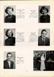 Page 15, 1954 Edition, Fort Plain High School - Portrait Yearbook (Fort Plain, NY) online yearbook collection