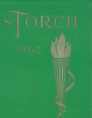 Fullerton Junior College - Torch Yearbook (Fullerton, CA) online yearbook collection, 1962 Edition, Cover