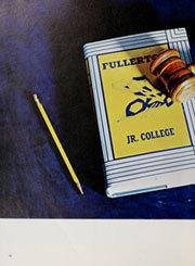 Page 14, 1962 Edition, Fullerton Junior College - Torch Yearbook (Fullerton, CA) online yearbook collection