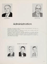 Page 17, 1962 Edition, Fullerton Junior College - Torch Yearbook (Fullerton, CA) online yearbook collection