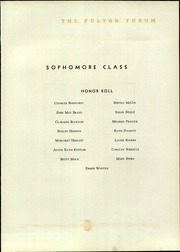 Fulton High School - Forum Yearbook (Atlanta, GA) online yearbook collection, 1936 Edition, Page 51