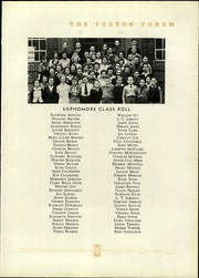Fulton High School - Forum Yearbook (Atlanta, GA) online yearbook collection, 1936 Edition, Page 53