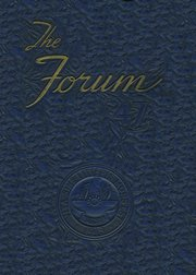 Fulton High School - Forum Yearbook (Atlanta, GA) online yearbook collection, 1947 Edition, Cover