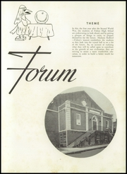 Page 7, 1947 Edition, Fulton High School - Forum Yearbook (Atlanta, GA) online yearbook collection