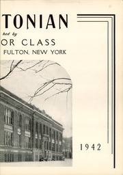 Fulton High School - Fultonian Yearbook (Fulton, NY) online yearbook collection, 1942 Edition, Page 7