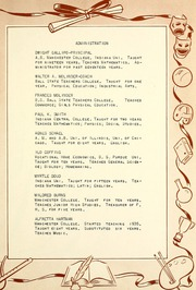 Page 11, 1949 Edition, Fulton High School - Sefhos Yearbook (Fulton, IN) online yearbook collection