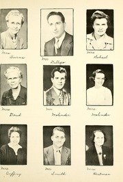 Page 9, 1949 Edition, Fulton High School - Sefhos Yearbook (Fulton, IN) online yearbook collection