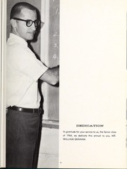 Page 11, 1964 Edition, Fuquay Springs High School - Greenbriar Yearbook (Fuquay Springs, NC) online yearbook collection