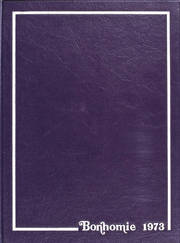 Furman University - Bonhomie Yearbook (Greenville, SC) online yearbook collection, 1973 Edition, Cover