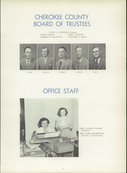 Page 13, 1952 Edition, Gaffney High School - Cherokeean Yearbook (Gaffney, SC) online yearbook collection