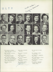 Page 15, 1952 Edition, Gaffney High School - Cherokeean Yearbook (Gaffney, SC) online yearbook collection