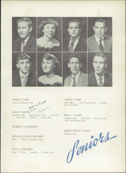 Gaffney High School - Cherokeean Yearbook (Gaffney, SC) online yearbook collection, 1952 Edition, Page 21 of 136