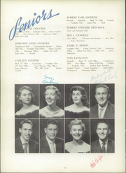 Gaffney High School - Cherokeean Yearbook (Gaffney, SC) online yearbook collection, 1952 Edition, Page 22