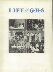 Page 6, 1952 Edition, Gaffney High School - Cherokeean Yearbook (Gaffney, SC) online yearbook collection