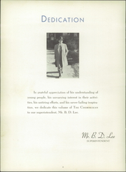 Page 8, 1952 Edition, Gaffney High School - Cherokeean Yearbook (Gaffney, SC) online yearbook collection