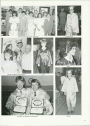 Gage High School - Tiger Yearbook (Gage, OK) online yearbook collection, 1986 Edition, Page 45