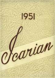 Gage Park High School - Icarian Yearbook (Chicago, IL) online yearbook collection, 1951 Edition, Cover