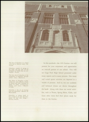 Page 10, 1951 Edition, Gage Park High School - Icarian Yearbook (Chicago, IL) online yearbook collection