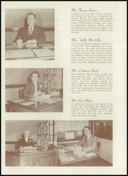 Page 16, 1951 Edition, Gage Park High School - Icarian Yearbook (Chicago, IL) online yearbook collection