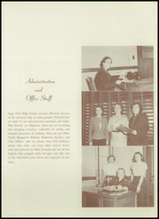 Page 17, 1951 Edition, Gage Park High School - Icarian Yearbook (Chicago, IL) online yearbook collection
