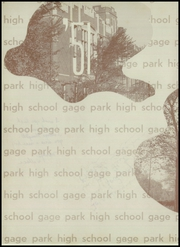 Page 6, 1951 Edition, Gage Park High School - Icarian Yearbook (Chicago, IL) online yearbook collection