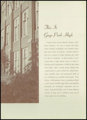 Page 9, 1951 Edition, Gage Park High School - Icarian Yearbook (Chicago, IL) online yearbook collection
