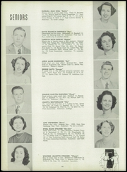 Gainesville High School - Hurricane Yearbook (Gainesville, FL) online yearbook collection, 1951 Edition, Page 22
