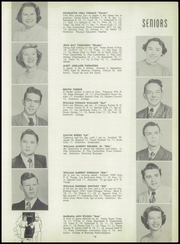 Gainesville High School - Hurricane Yearbook (Gainesville, FL) online yearbook collection, 1951 Edition, Page 23 of 104
