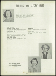 Gainesville High School - Hurricane Yearbook (Gainesville, FL) online yearbook collection, 1951 Edition, Page 24