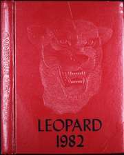 Gainesville High School - Leopard Yearbook (Gainesville, TX) online yearbook collection, 1982 Edition, Cover