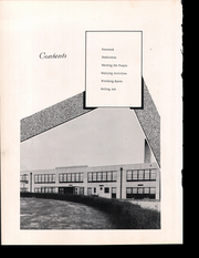 Galatia High School - Galatian Yearbook (Galatia, IL) online yearbook collection, 1961 Edition, Page 6
