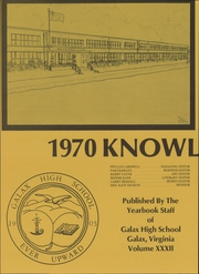 Page 6, 1970 Edition, Galax High School - Knowledge Knoll Yearbook (Galax, VA) online yearbook collection