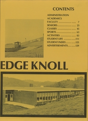 Page 7, 1970 Edition, Galax High School - Knowledge Knoll Yearbook (Galax, VA) online yearbook collection