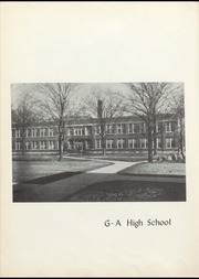 Page 10, 1954 Edition, Galesburg Augusta High School - Rambler Yearbook (Galesburg, MI) online yearbook collection