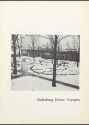 Page 11, 1954 Edition, Galesburg Augusta High School - Rambler Yearbook (Galesburg, MI) online yearbook collection