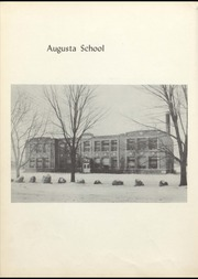 Page 12, 1954 Edition, Galesburg Augusta High School - Rambler Yearbook (Galesburg, MI) online yearbook collection