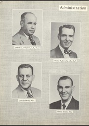 Page 13, 1954 Edition, Galesburg Augusta High School - Rambler Yearbook (Galesburg, MI) online yearbook collection