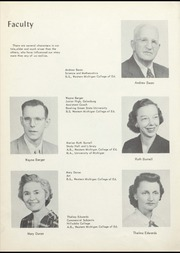 Page 14, 1954 Edition, Galesburg Augusta High School - Rambler Yearbook (Galesburg, MI) online yearbook collection