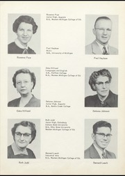 Page 15, 1954 Edition, Galesburg Augusta High School - Rambler Yearbook (Galesburg, MI) online yearbook collection
