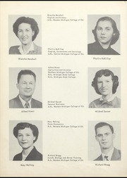 Page 16, 1954 Edition, Galesburg Augusta High School - Rambler Yearbook (Galesburg, MI) online yearbook collection